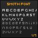 Smoth Font