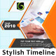 Stylish Timeline - VideoHive Item for Sale