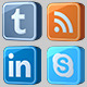 Social Media Icons Pack V2 - VideoHive Item for Sale