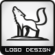 Cry Wolf Logo - GraphicRiver Item for Sale