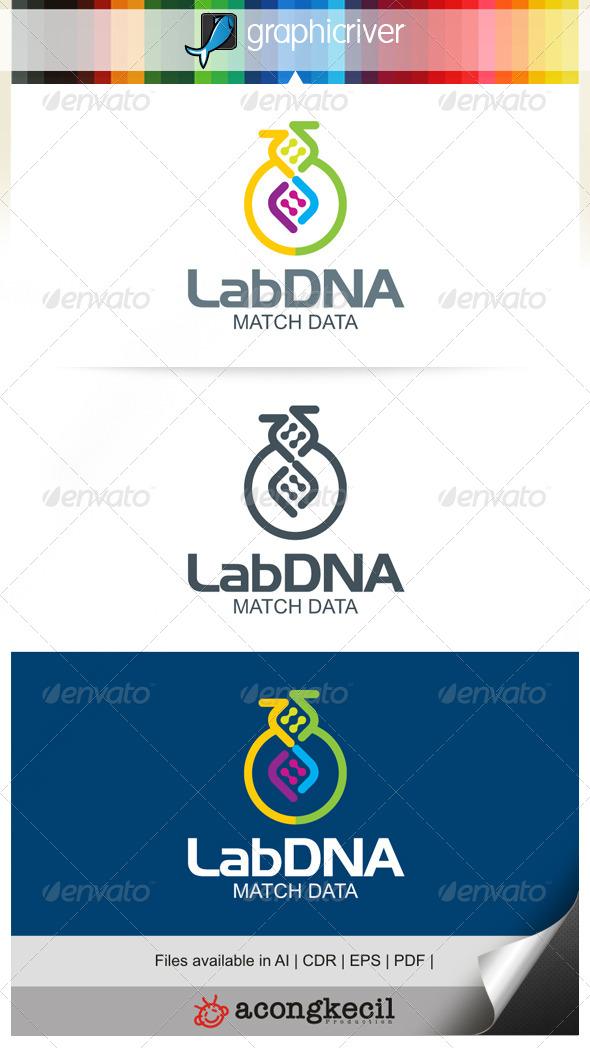 GraphicRiver Lab DNA 6670271