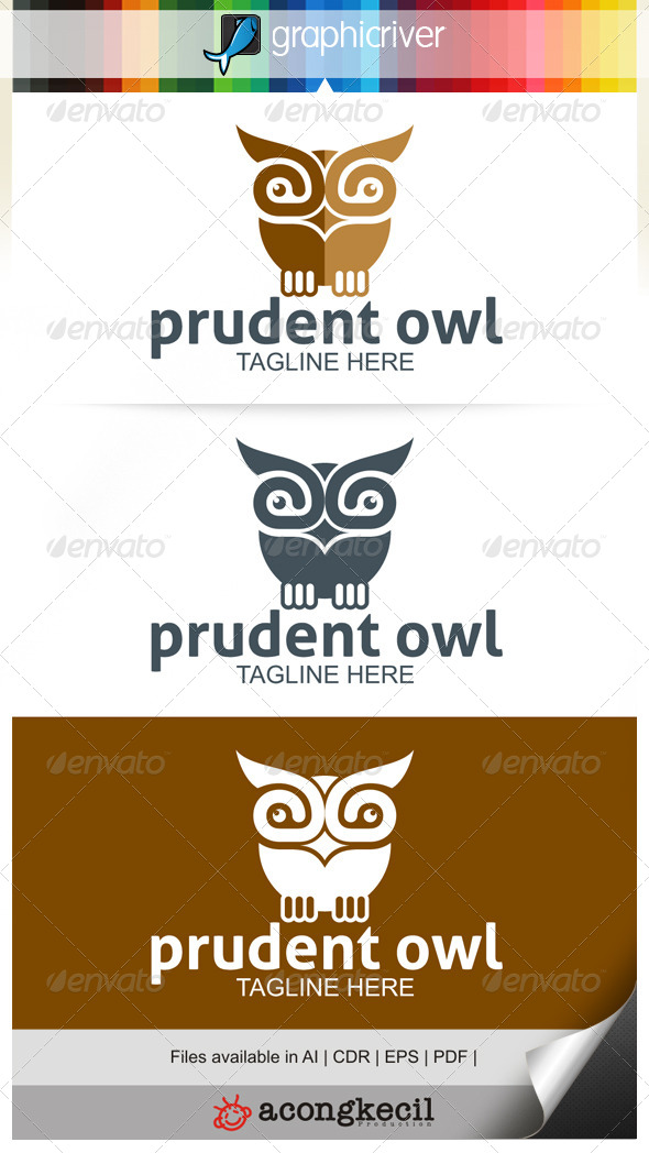 GraphicRiver Prudent Owl 6670509
