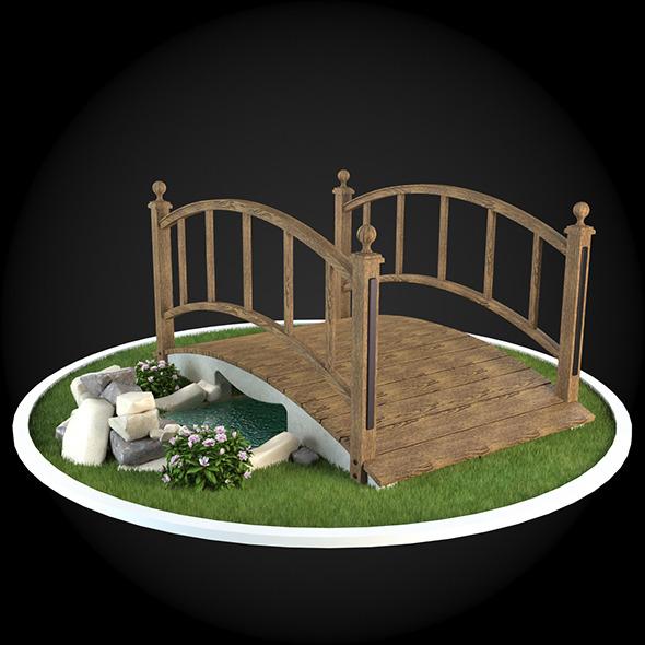 3DOcean Bridge 003 6671287