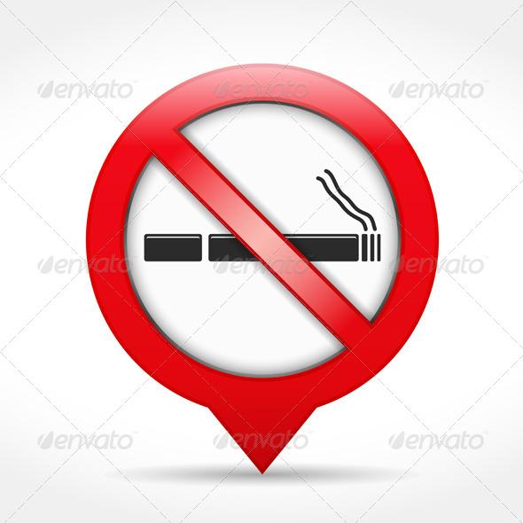 GraphicRiver No Smoking Sign 6671317