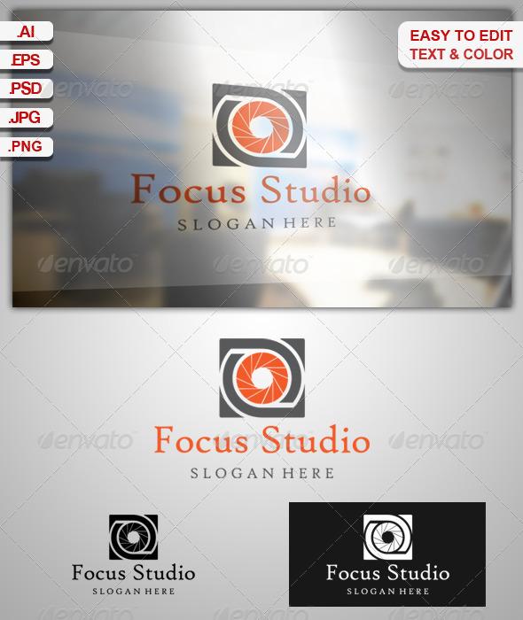 GraphicRiver Focus Studio 6671337