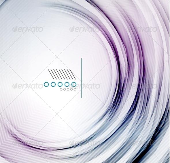 GraphicRiver Colorful Swirl 6671374