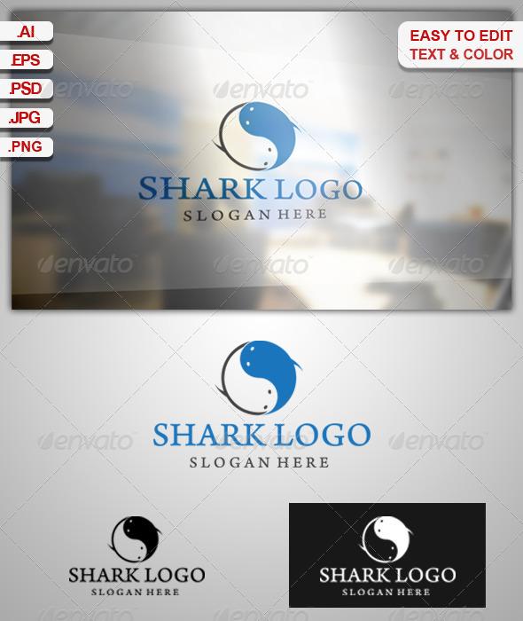 GraphicRiver Shark Logo 6671375
