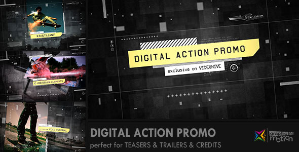Digital Action Promo