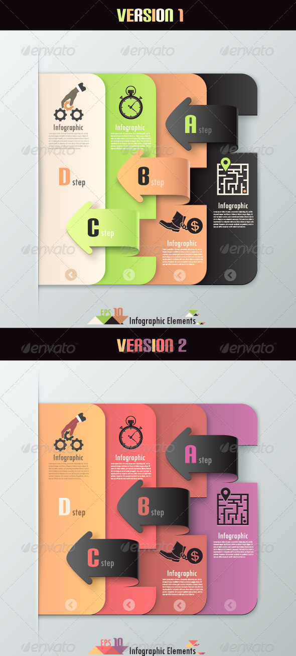 GraphicRiver Modern Infographics Options Banner Two Versions 6671589