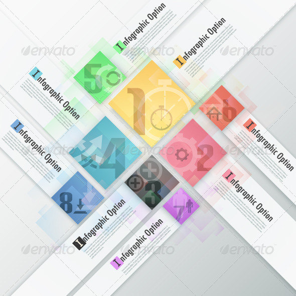 GraphicRiver Modern Infographics Options Banner 6672107