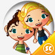 Tiny People Mascot Creation Kit : Female - GraphicRiver Item for Sale