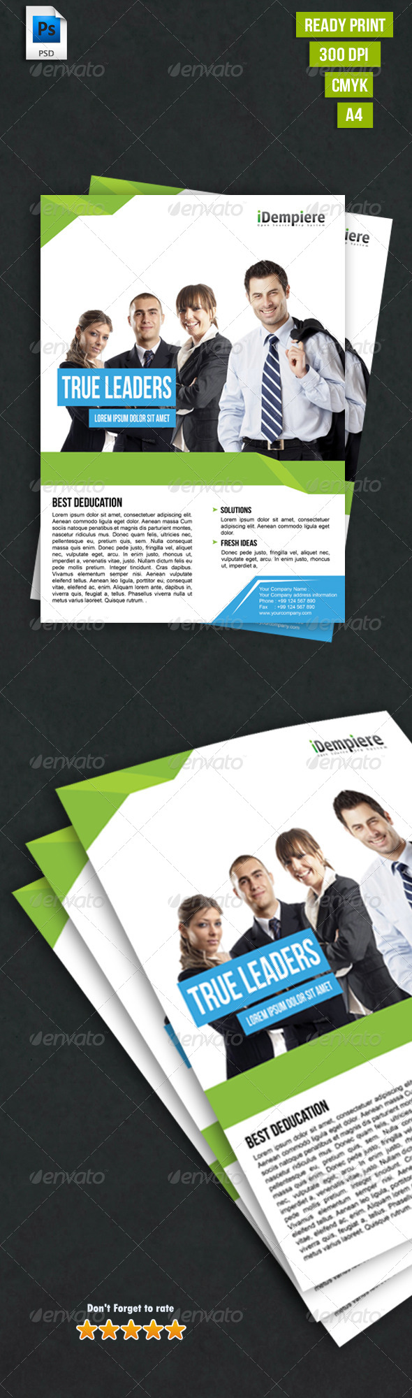 GraphicRiver Simple Business Vol.3 6672305