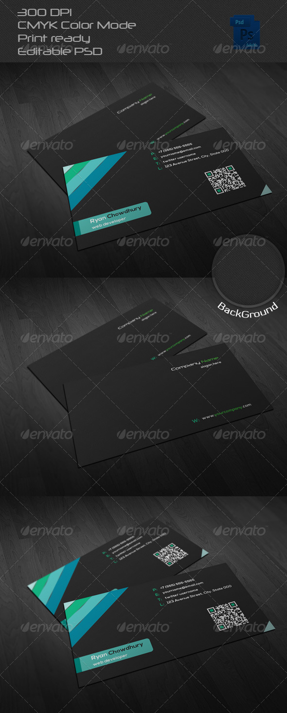 GraphicRiver Corporate Business Card 29 6672501