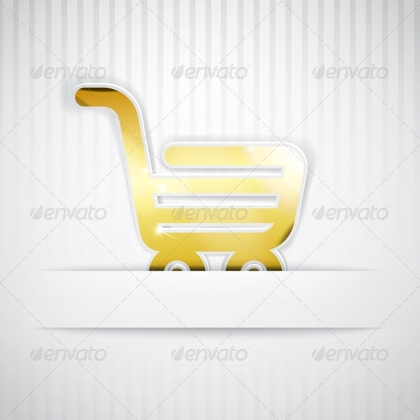 GraphicRiver Shopping Trolley 6672838