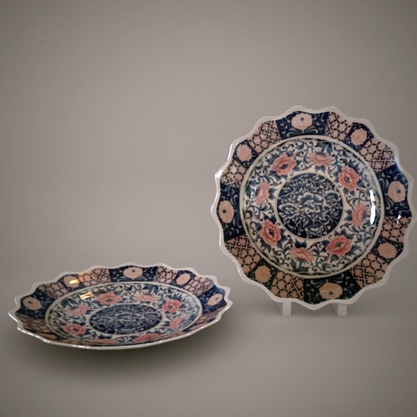 3DOcean Persian Porcelaine 6672860
