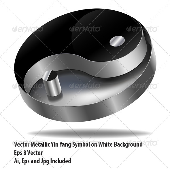 GraphicRiver Yin and Yang 6672978