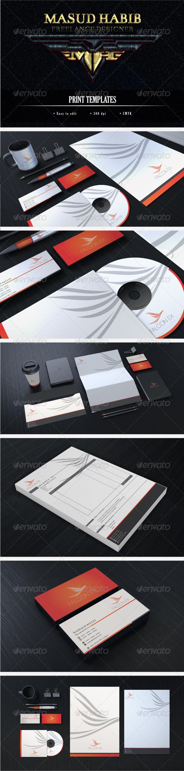 GraphicRiver Creative Corporate Identity 14 6673965