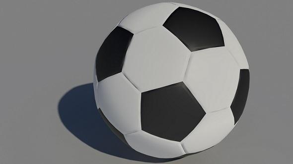 3DOcean Football 6674003