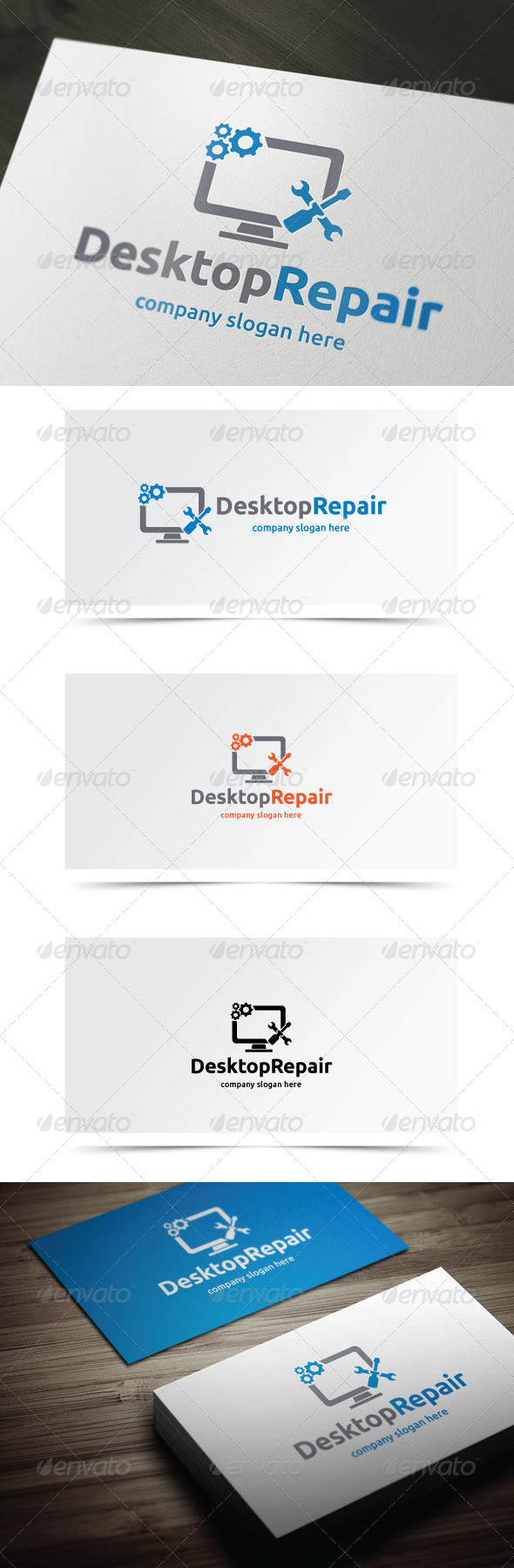 GraphicRiver Desktop Repair 6674077