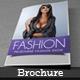 Fashion - Bifold Brochure [Vol.2] - GraphicRiver Item for Sale