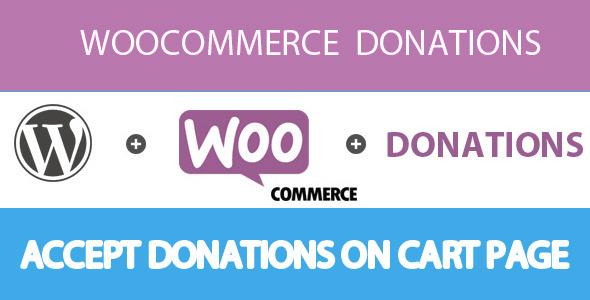 CodeCanyon Woocommerce Donation plugin 6648465
