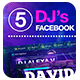 5 Dj's Facebook Covers  - GraphicRiver Item for Sale