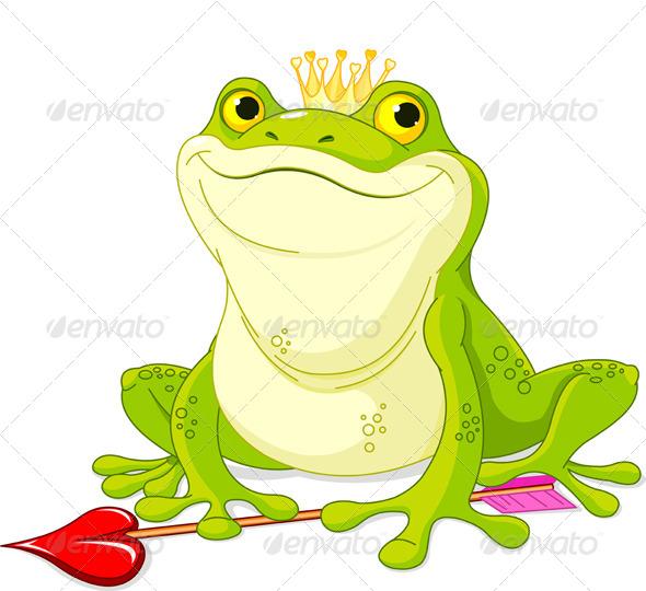 GraphicRiver Frog Prince 6675319