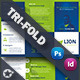 IT Services Tri-Fold Template