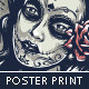 Day of Dead Girl - GraphicRiver Item for Sale