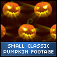 Halloween Classic Face Small Pumpkins - VideoHive Item for Sale
