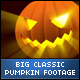 Halloween Classic Face Big Pumpkins - VideoHive Item for Sale