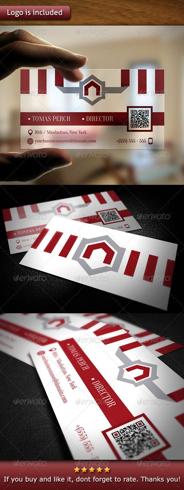 GraphicRiver Realtor Business Card 6677073