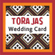 Torajas Wedding Card - GraphicRiver Item for Sale