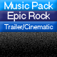 Epic Hybrid Rock Pack 1 - AudioJungle Item for Sale