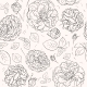 Flowers Background Seamless Pattern - GraphicRiver Item for Sale