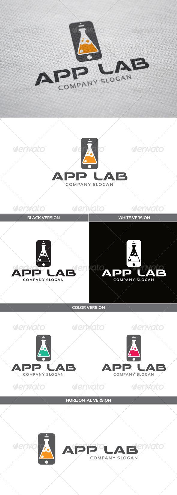 GraphicRiver AppLab Logo 6677788