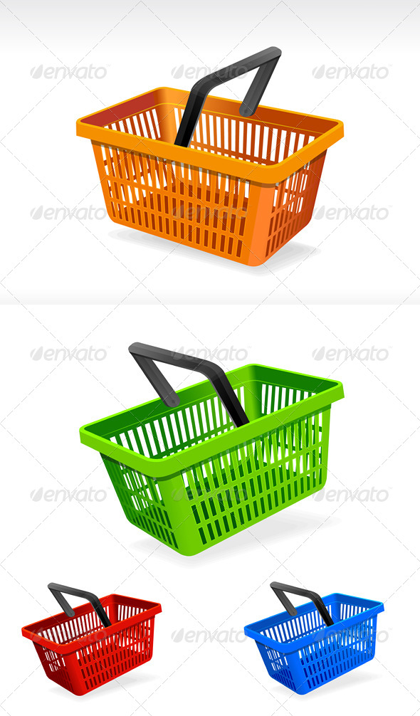 GraphicRiver Shopping Basket 6677794