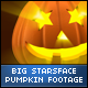 Halloween Stars Face Big Pumpkins - VideoHive Item for Sale