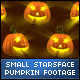 Halloween Stars Face Small Pumpkins - VideoHive Item for Sale