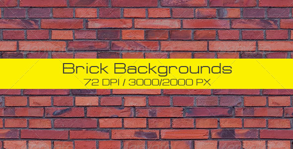 GraphicRiver Red Bricks 6678488