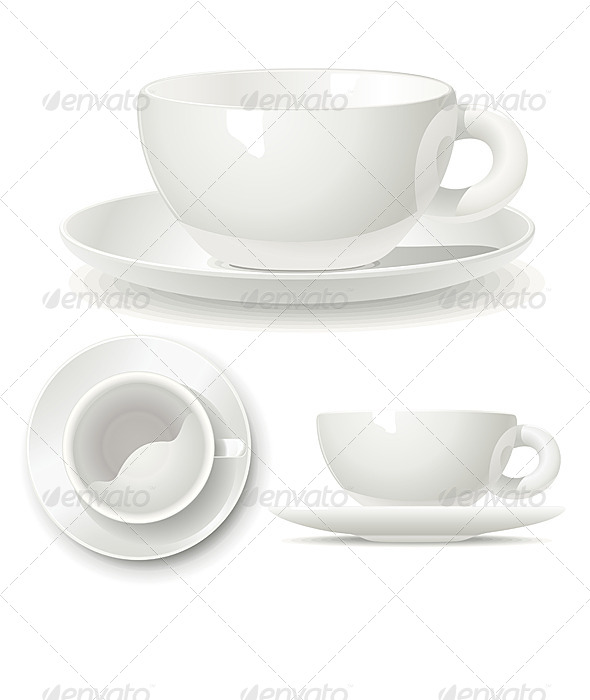 GraphicRiver Small Coffee Cup 6678678
