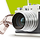 Old Photo Camera Collage - GraphicRiver Item for Sale