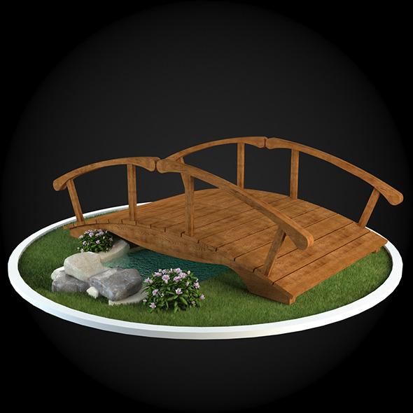 Bridge 007 - 3DOcean Item for Sale