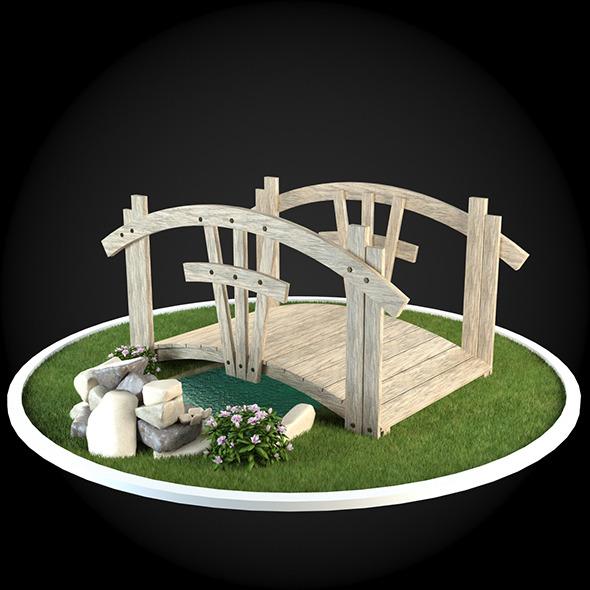 Bridge 010 - 3DOcean Item for Sale