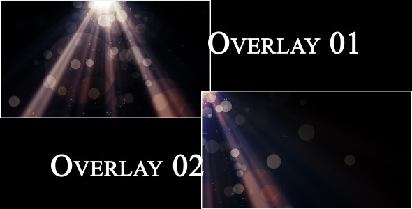 Heavenly Light Overlay Set