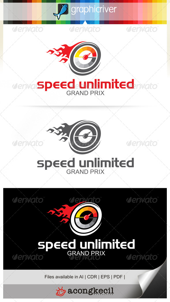 GraphicRiver Speed Unlimited 6679742