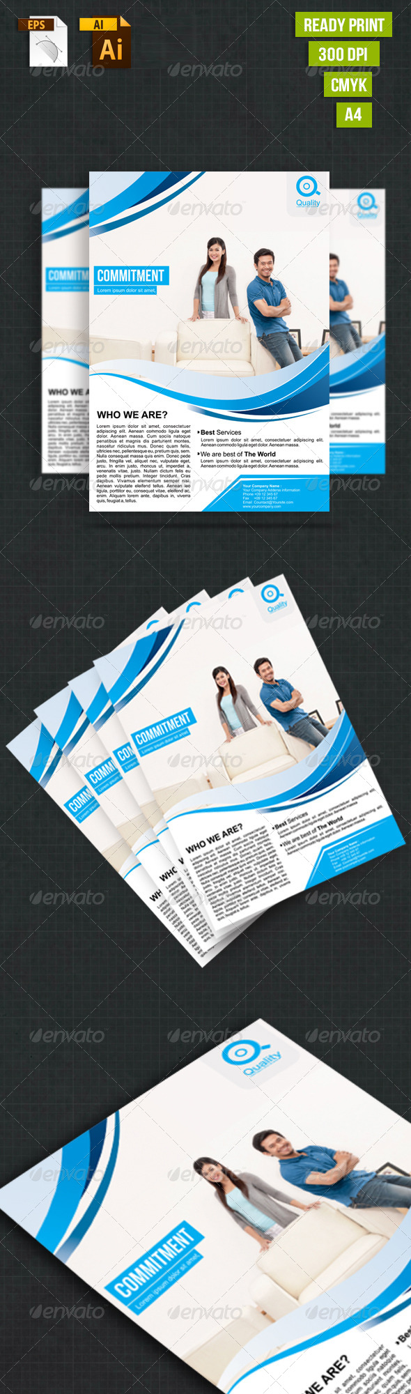 GraphicRiver Simple Business Vol.2 6644754