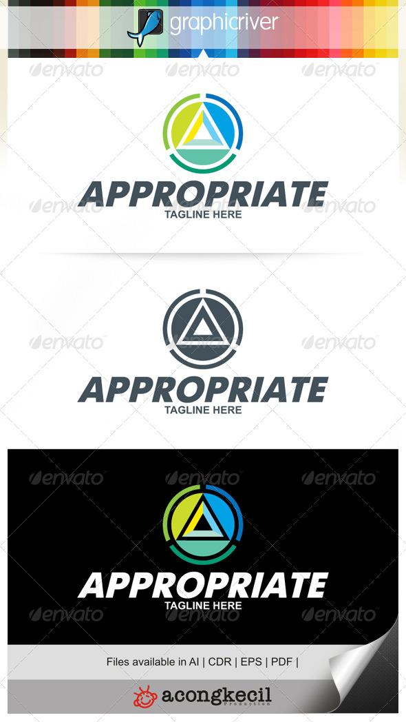 GraphicRiver Appropriate 6680207