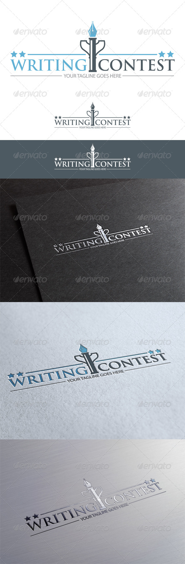 GraphicRiver Writing Contest 6676749