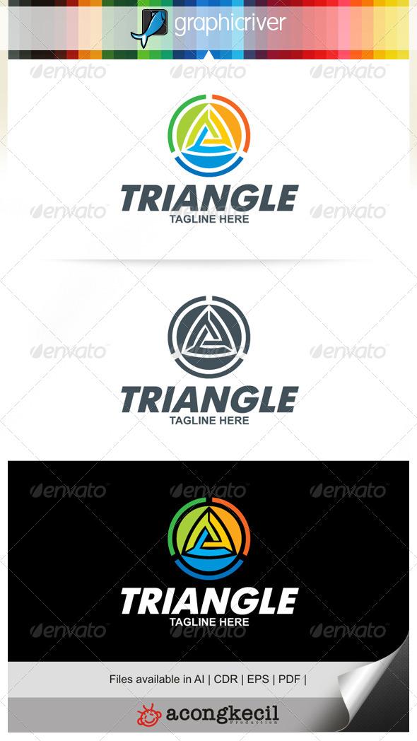 GraphicRiver Triangle 6680609